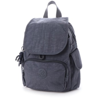 キプリング Kipling CITY PACK MINI (Night Grey)