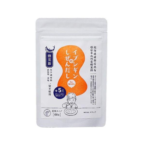日本 ORIDGE 無食鹽昆布柴魚粉(調味粉25g)【母親節推薦】