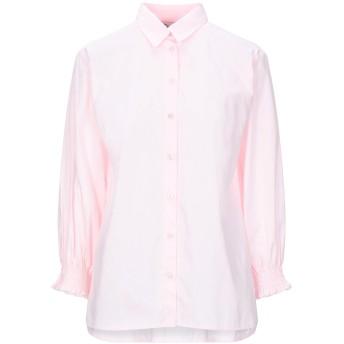 《セール開催中》DIXIE レディース シャツ ピンク S コットン 100%