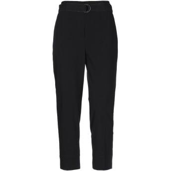 《セール開催中》BRUNELLO CUCINELLI レディース パンツ ブラック 42 コットン 100% / 真鍮/ブラス