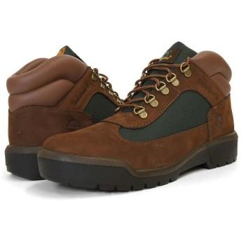 Timberland ティンバーランド FIELD BOOT L/F MID BOOT ブーツ TB06532A231 MEDIUM BROWN NUBUCK ブラウン ヌバック