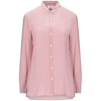 《セール開催中》OTTOD'AME レディース シャツ ピンク 40 シルク 100%