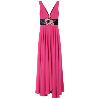 《セール開催中》HANITA レディース ロングワンピース&ドレス フューシャ XS ポリエステル 100%