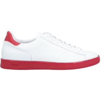 《セール開催中》ROV メンズ スニーカー&テニスシューズ(ローカット) ホワイト 40 紡績繊維