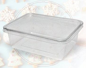 5入 650CC PET餅乾盒【S012】馬卡龍盒 糖果盒