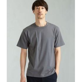 green label relaxing/グリーンレーベル リラクシング 別注 [ヘインズ] Hanes SC BEEFY GLR Tシャツ DK. GRAY S