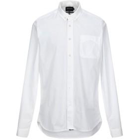 《セール開催中》SCOTCH & SODA メンズ シャツ ホワイト XL コットン 100%