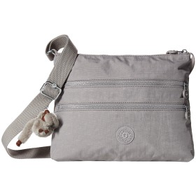 KIPLING(キプリング) バッグ ハンドバッグ Alvar Crossbody Bag Slate Grey レディース [並行輸入品]