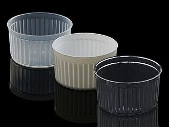 10入 附蓋 130cc 波紋杯 波浪杯【G7440】奶酪杯 布丁杯 慕斯杯 果凍杯 塑膠杯 圓杯