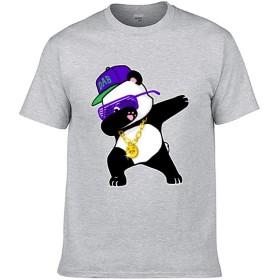 おだんごパンダ 半袖Tシャツの片面印刷 color19 4XL