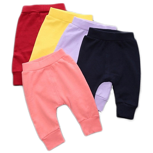 嬰幼兒長褲 棉質束口 嬰兒長褲 居家棉褲 睡褲 寶寶哈倫褲 童裝 SK6168 好娃娃