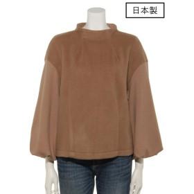 75%OFF CECI OU CELA (セシオセラ) 【日本製】プルオーバー キャメル