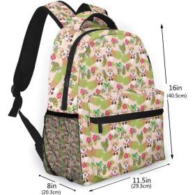 バックパック かわいいコーギー Pcリュック ビジネスリュック バッグ 防水バックパック 多機能 通学 出張 旅行用デイパック