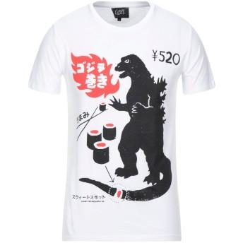 《セール開催中》CLASSY メンズ T シャツ ホワイト XS オーガニックコットン 100%