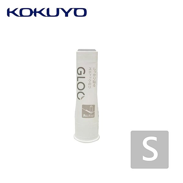 【日本正版】GLOO 方形口紅膠 (S) 直角口紅膠 口紅膠 顯示型口紅膠 黏貼用品 KOKUYO - 335964