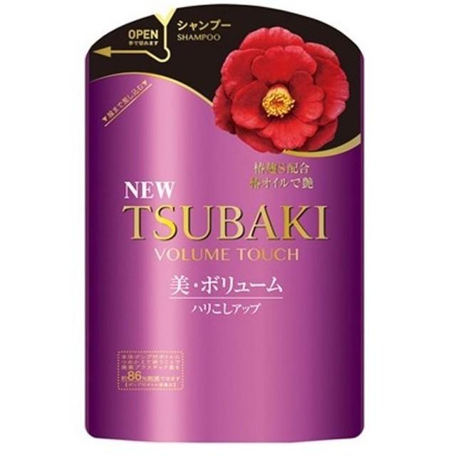【お一人様1個限り特価】TSUBAKI(ツバキ) ボリュームタッチ シャンプー Na つめかえ用 345ml