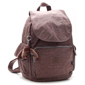 キプリング kipling バックパック K12147 CITY PACK B MONKEY BROWN BR