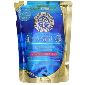 【お一人様1個限り特価】クラシエ 海のうるおい藻 シャンプー 詰替用 420ml アクアフローラルマリンの香り