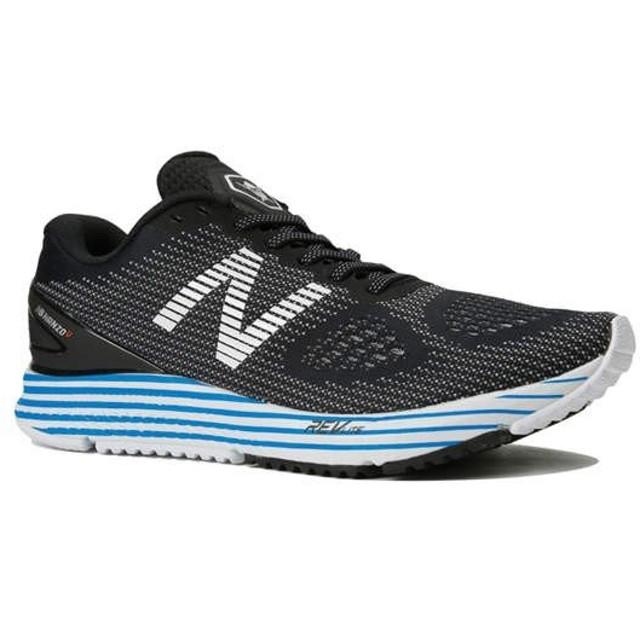 ニューバランス(new balance) RUNNING/NB HANZO MHANZUF2 MHANZUF2D BLACK/BLUE 27.5cm
