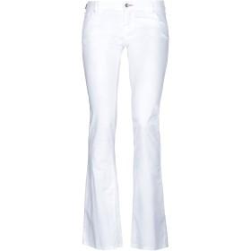 《セール開催中》JCOLOR レディース パンツ ホワイト 25 コットン 98% / ポリウレタン 2%