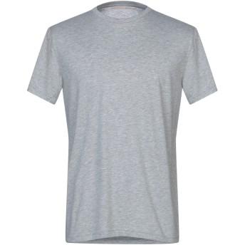 《セール開催中》SOHO DE LUXE. ESSENTIAL メンズ T シャツ グレー L コットン 100%