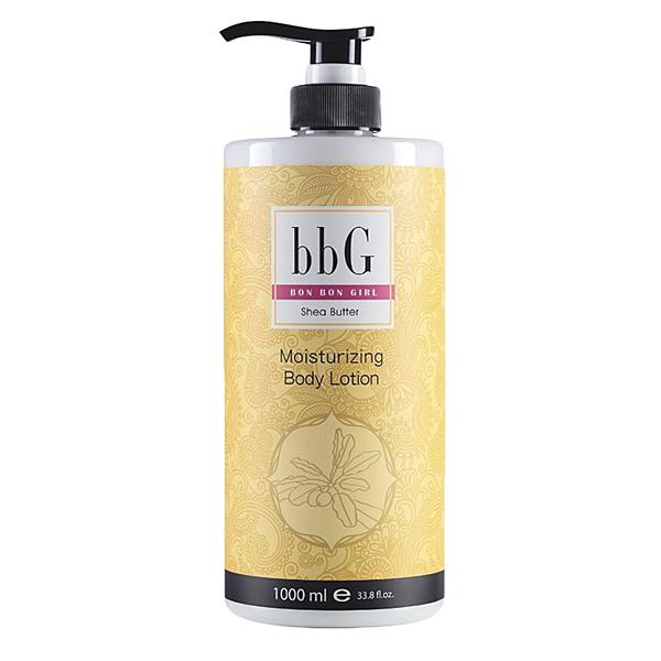 bbG 乳油木燕麥保濕乳液1000ml