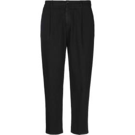 《セール開催中》TRUE NYC メンズ パンツ ブラック 30 コットン 92% / エラストマルチエステル 6% / ポリウレタン 2%