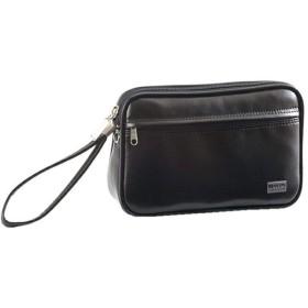 [和製 鞄] セカンドバッグ 集金 銀行 鞄 横幅21センチ メンズ ポーチ スピードケース 機能性 バッグ