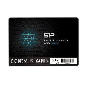 SP廣穎 Ace A55 2.5吋 512G固態硬碟(SP512GBSS3A55S25)
