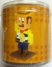 nanoblock DISNEY Woody