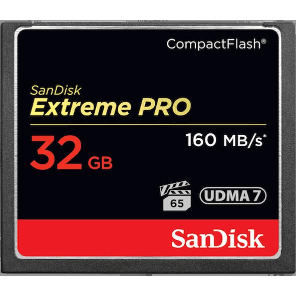 SanDisk 32GB EXTREME PRO CF 記憶卡 讀160M 寫150M 32G COMPACTFLASH