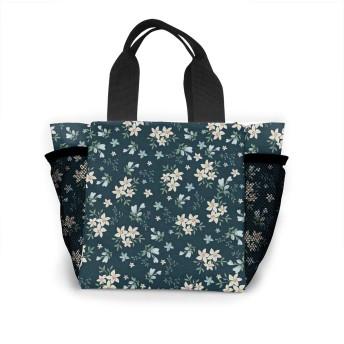 花 トートバッグ おしゃれ レディース バッグ 買い物バッグ ランチバッグ エコバッグ ハンドバッグ