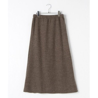 MARcourt / マーコート shaggy tight skirt