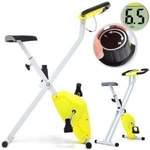 黃精靈X折疊健身車室內腳踏車摺疊美腿機單車-BIKE自行車訓練機台運動健身器材推薦專賣店B002-918⊙偷拍網⊙