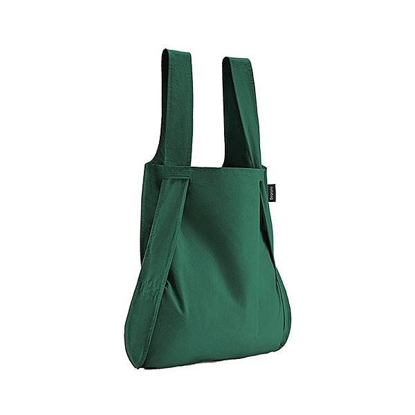【德國Notabag】 諾特包-森林綠 手提包 後背包 提袋