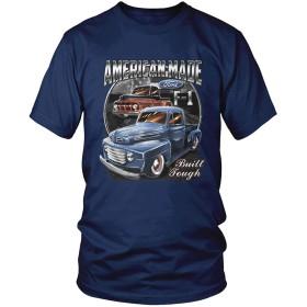 メンズフォードクラシックトラックF-1 Tシャツ