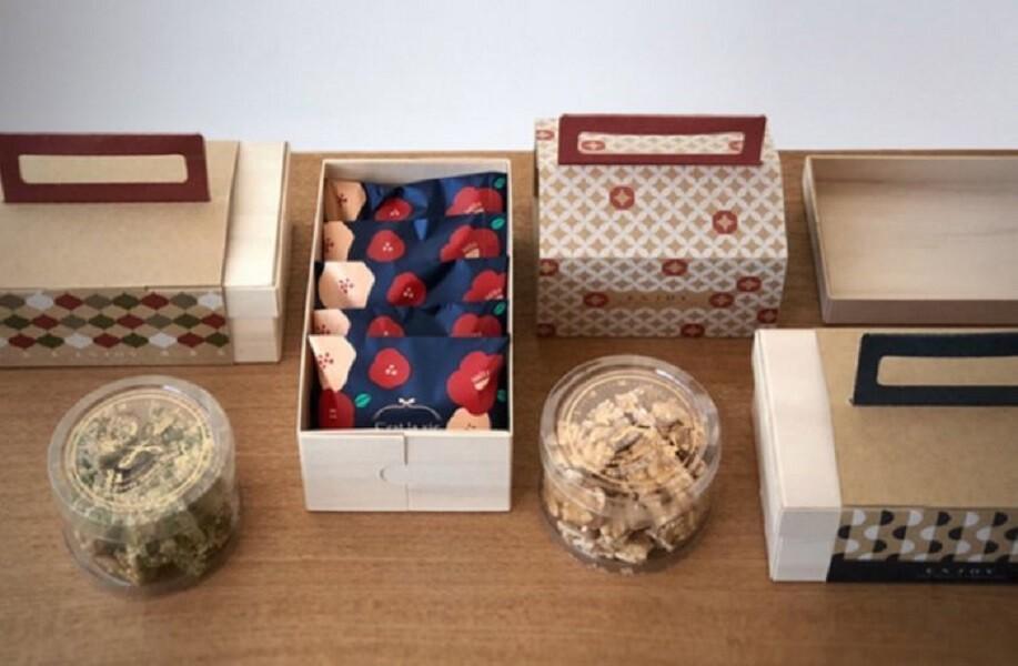 年節木盒 新年包裝盒 月餅盒 木頭盒 餅乾盒 鳳梨酥盒 蛋黄酥盒 牛軋糖盒 中秋禮盒包裝盒c103