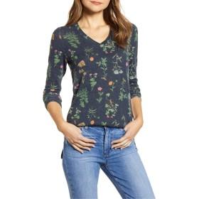 [ボベー] レディース Tシャツ Bobeau Cozy V-Neck Tunic (Plus Size) [並行輸入品]
