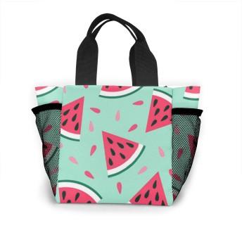 素敵なスイカの実 トートバッグ おしゃれ レディース バッグ 買い物バッグ ランチバッグ エコバッグ ハンドバッグ