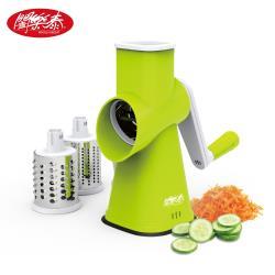 《闔樂泰》新一代滾筒切菜器 ( 切片/切絲/研磨料理器 )