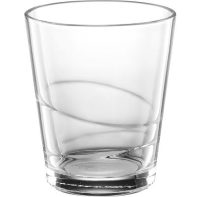 《TESCOMA》晶透高球杯(雕紋300ml)