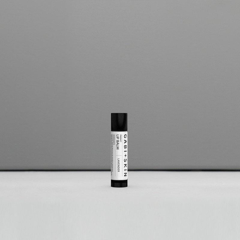 薰衣草保濕潤唇膏1入 5 g│滋潤光澤│自然│舒適不黏稠│療癒