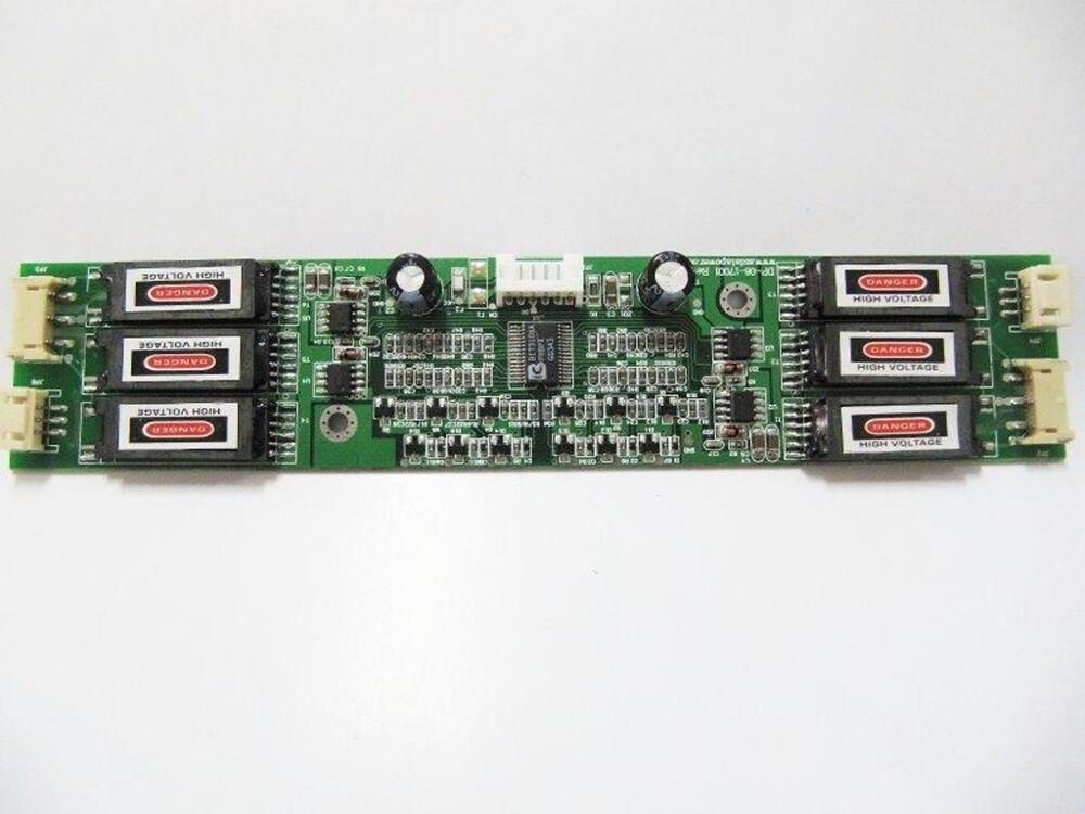 lcd高壓板六燈 型號:dp-06-17001