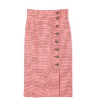ジル スチュアート JILLSTUART ネリータイトスカート TOMATOチドリ 4【税込10,800円以上購入で送料無料】