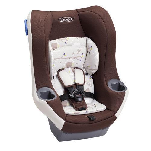 Graco 0-4歲前後向嬰幼兒汽車安全座椅 MYRIDE森林花園