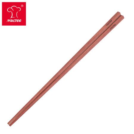 【MULTEE摩堤】34cm鐵線子料理筷-咖啡
