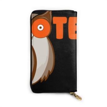 フーターズのロゴ 長財布 ウォレット メンズ財布 カード 磁気スキミング防止 本革製 大容量 小銭入 紳士高級感あり ギフトボックス付