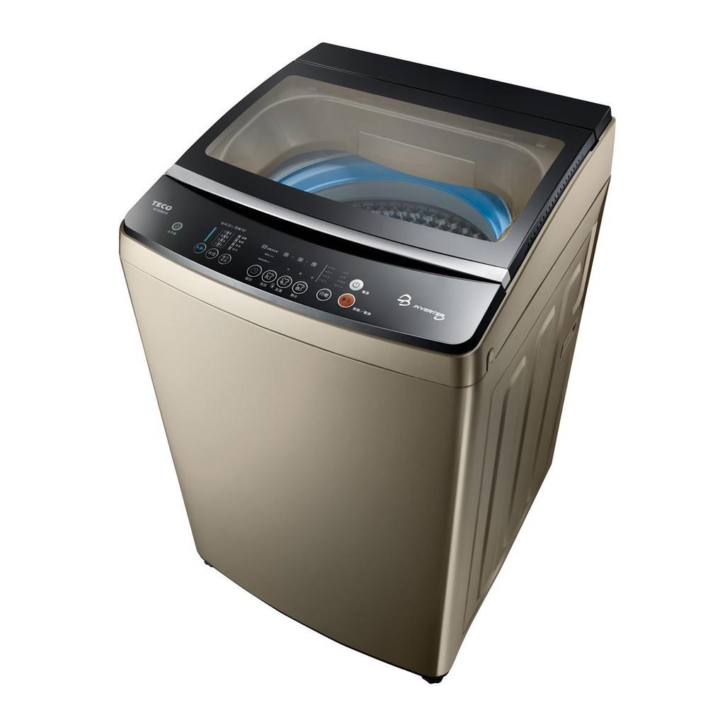 TECO 東元 16公斤DD變頻直驅洗衣機 W1668XS