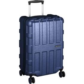 [エー・エル・アイ] ハードキャリー MAXBOX 機内持ち込み可 40L 2.6kg モザイクネイビー