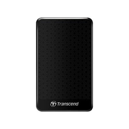 Transcend 創見 Storejet 25A3K 1TB USB3.1 2.5吋 防震外接硬碟